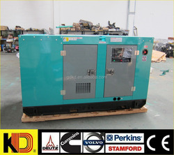 super silent power electric diesel generator engine with weichai use for building field
