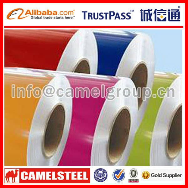 Superior Quality Prepainted Galvanized Steel Coil