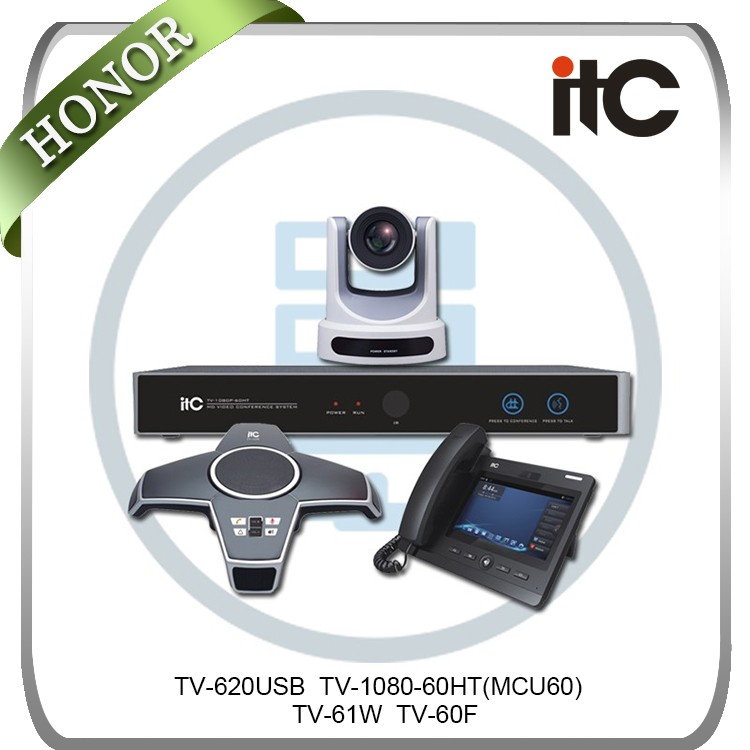 Professional digital video conferencing