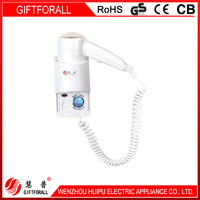 China Supplier Wall Mounted Best Rated Hair Dryers