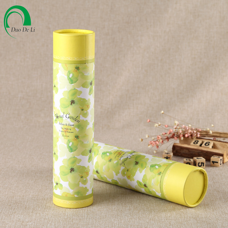 Food grade paper tube packaging manufacturer