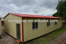Steel Frame Modular Homes Export to South Africa