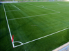Verde green football field synthetic grass carpet cheap artificial grass carpet