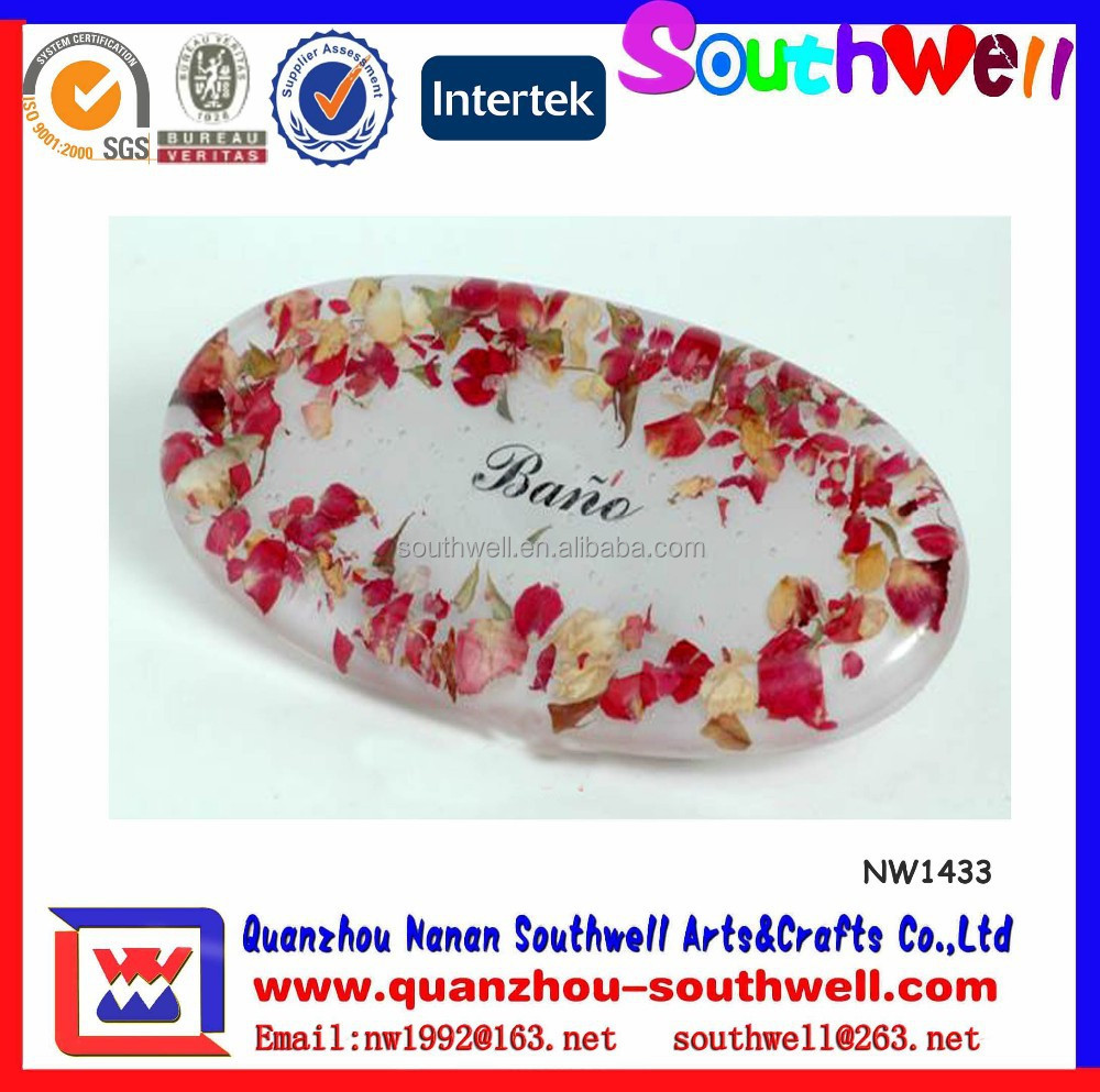 2015 Home Decor Transparent Color Food Plate