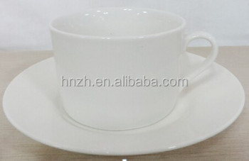 Porcelain ceramic small tea cup and saucer wholesale