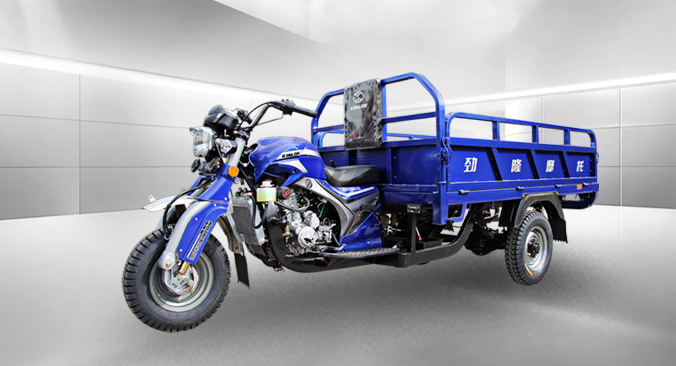 Loncin 2000kg 125cc/150cc/200cc adult heavy load diesel cargo 3 wheel motorcycle /three wheeler