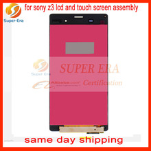 Original Mobile Phone z3 LCD Screen Display For Sony For Xperia Z3 lcd-panel