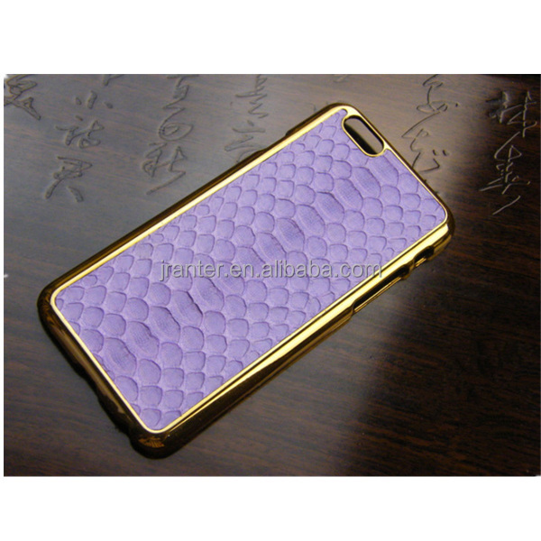 100% Real Python Case Cover for iPhone 6, OEM Fancy Cell Phone Covers