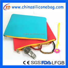 pencil bags Colorful and Portable Plastic PP Stylish Pencil Case Box