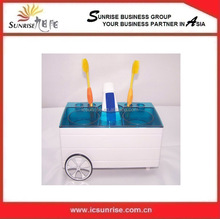 Personal Care Bathroom Set / Toothbrush Holders