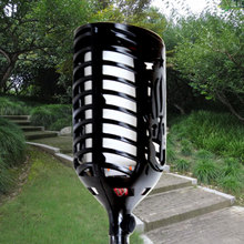 Flickering Flame Landscape Torch Light Path Road Garden Led Torch Light