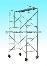 Safety Frame System Used Scaffolding sales