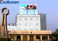 P10 Outdoor RGB Full Color advertising double sided led tv screen