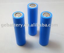 powerful Lithium-ion 18650 Cylindrical Battery