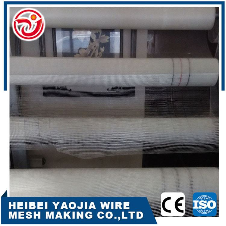 2016 china color alkali resistant reinforced fiberglass mesh