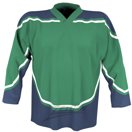 Sublimation authentic european any sizes customized ice hockey jerseys