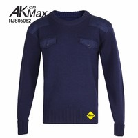 Police pullover sweater European style sweater for men