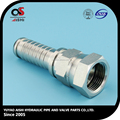 hydraulic hose fittings rubber hose fitting.