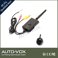 2.4GHz wireless car backup camera rearview system