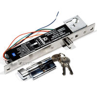 Electronic Lock for Glass Door