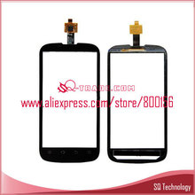 Alibaba Spare Parts 4.3 inch V970 for ZTE Smart Phone Touch Screen Black