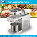 Factory price high efficiency cooking mini oil press machine