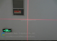 635nm 5mW small red cross line laser module linewidth laser crosshairs