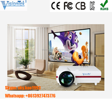 NEW projector LED projector 1080p Portable Laser/LED DLP Data Show Video 3D Home Theater Projector