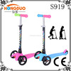 3 wheel kick scooter with t bar pro scooter