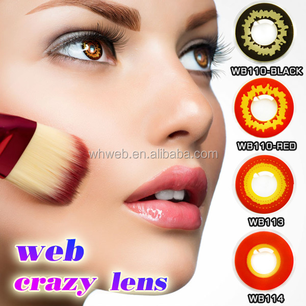 Party Fashion New Design Cosmetic Cheap Eye Color Contact
