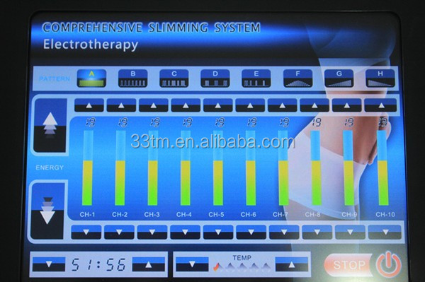 Factory Hot sale Pressure Therapy EMS machine