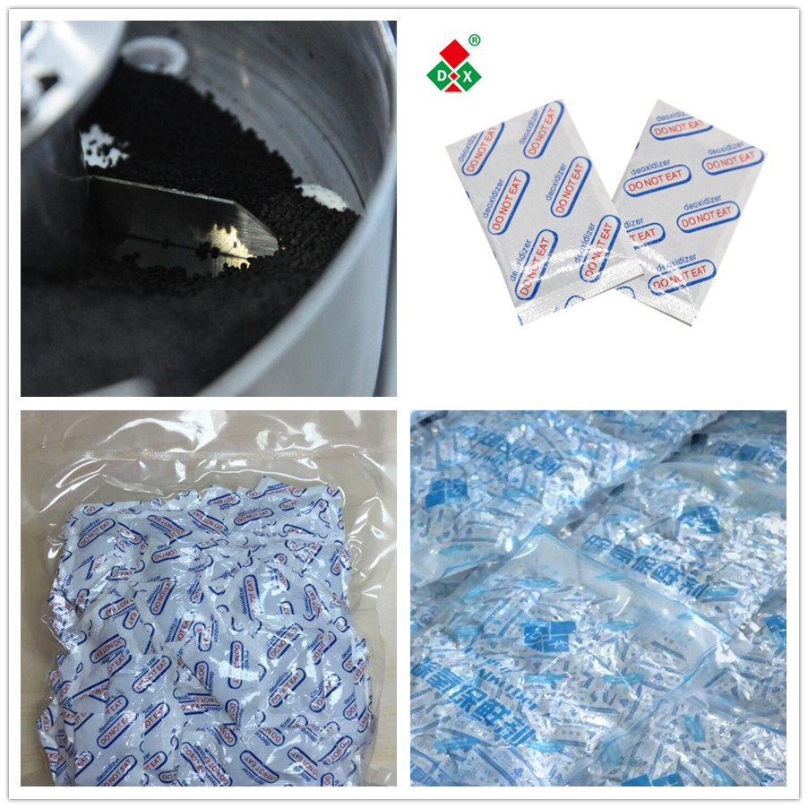 Wholesale price food grade Oxygen absorber satchel for food packing
