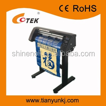 Cotek laser cutting plotter .360mm size plotter for sale-SN-360