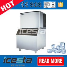 cube ice maker machine for drinking in bar