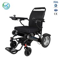 Brushless motor electric mobility wheelchair scooter made in China