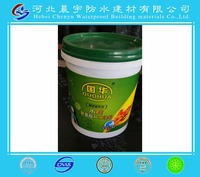 Roofing waterproof material Two-component polyurethane waterproof coating/paint