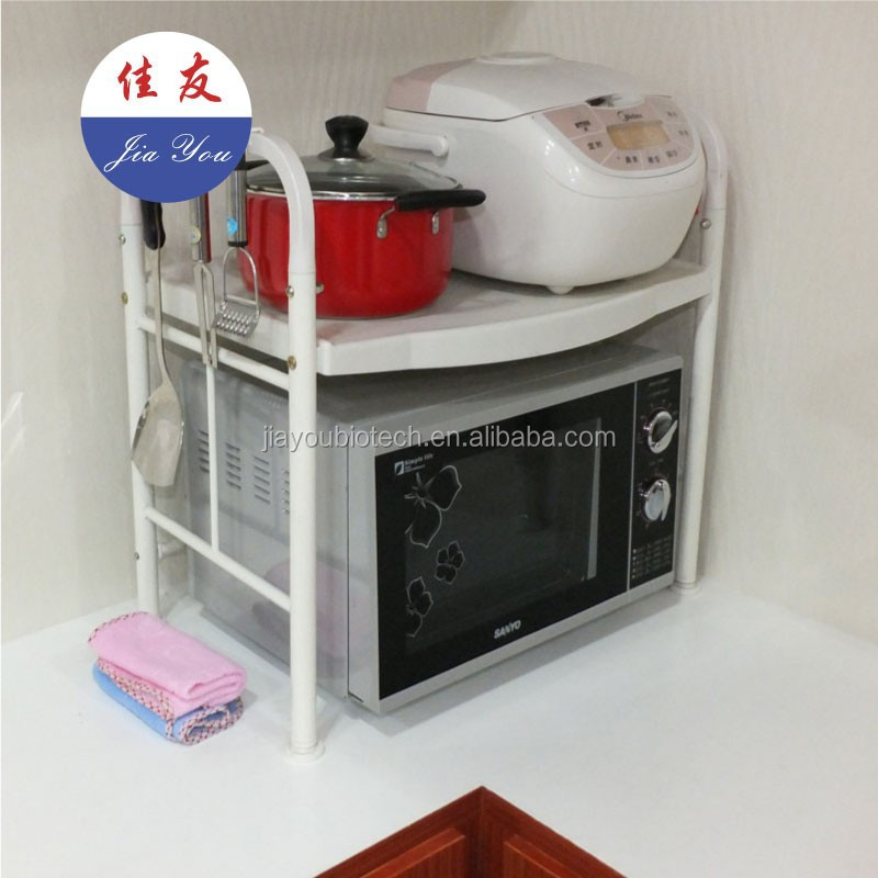 JYXF DIY design kitchen microwave oven grill rack stand JYC-018