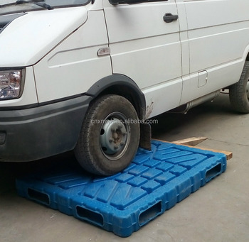 Double side stacking high impact strength plastic pallet prices