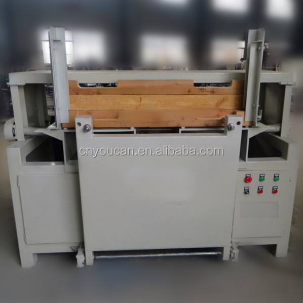 High Efficiency Wood Pallet Notching Machine