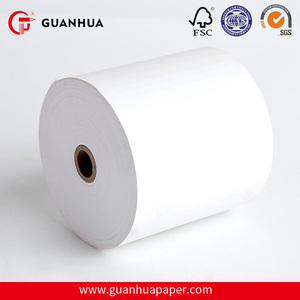 Custom low price of 76mm width bond paper roll
