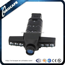Mini IR Day Night Hunting Camera, Monocular Night Vision Scope, Portable Small Hunting Scope