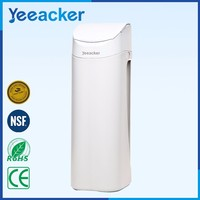 China high quality 3000L pre filter water softener with automatic valve