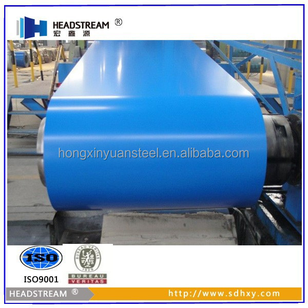 Prepainted Galvanised Steel,PPGI Steel Coil from Hongxinyuan Steel Factory