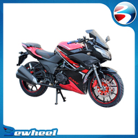 Bewheel cheap chinese powerful 250cc sport racing motorcycle