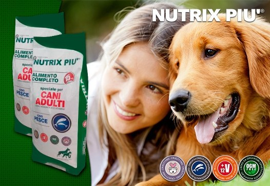 ITALIAN DRY PET FOOD FOR BROOD FEMALE
