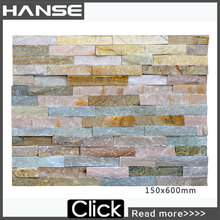 HS-ZT001 ledge stone tile/ wall stone finishes/ stone pillars tiles