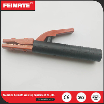 FEIMATE Cheap Pink 500A American Type Industrial Welding Electrode Holder