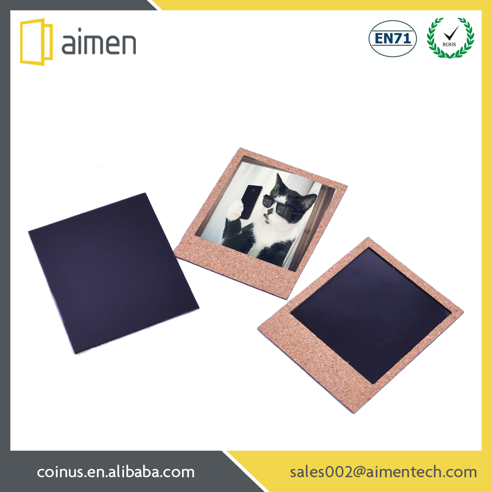 Magnet photo aluminum photo frame