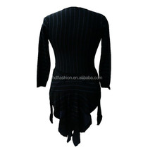 Ladies top quality knitted garment factory