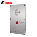 KNZD-09 Intercom security wall sip phone Koontech Waterproof Telephone set Hotline public telephone